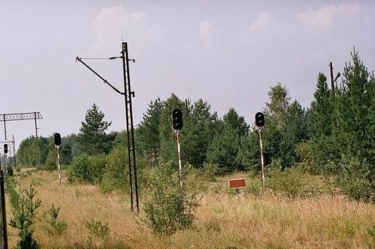 Są to ostatnie chwile stacji Bolęcin on line 103: Trzebinia - Skawce